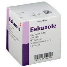 Eskazole инструкция по применению - фото 5