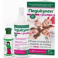 ПЕДИКУЛЕН УЛЬТРА / PEDICULEN ULTRA